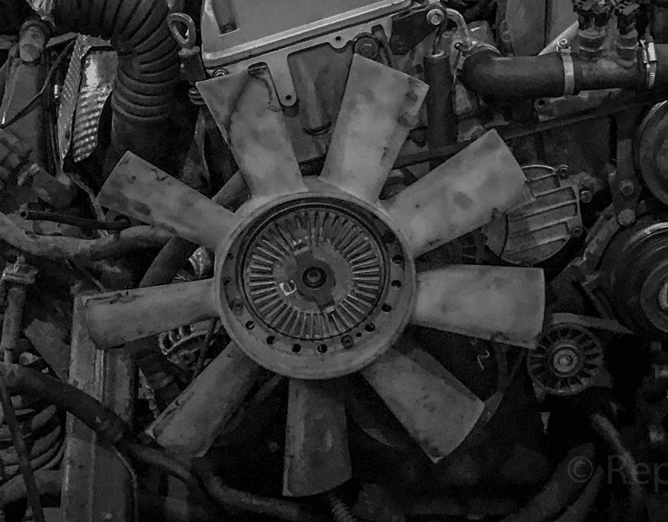 Двигатель Мерседес Гелендваген
