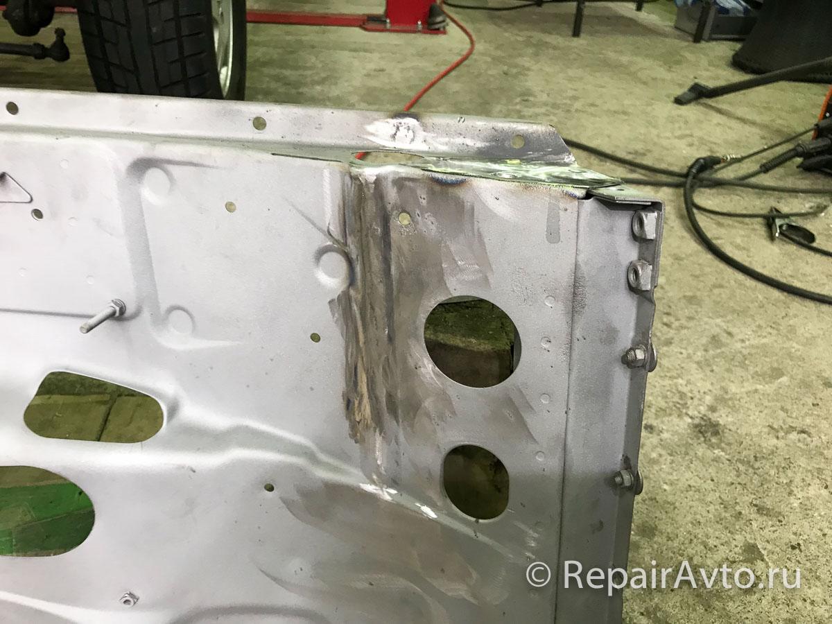 Ремонт кузова Mercedes G-Class