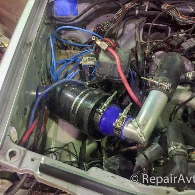 Подготовка Suzuki Jimny к бездорожью