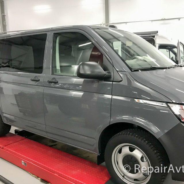 Туристический кемпер Volkswagen Caravelle