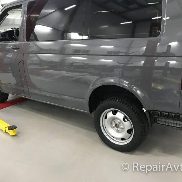 Замена пружин и амортизаторов Volkswagen Caravelle